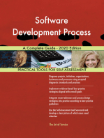 Software Development Process A Complete Guide - 2020 Edition