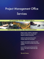 Project Management Office Services A Complete Guide - 2020 Edition