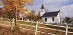 Cottage Destinations for Fall Travel