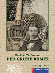 Der grüne Komet: Science-Fiction-Erzählungen