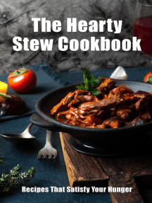 The Hearty Stew Cookbook
