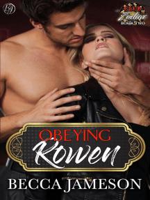 Obeying Rowen: Club Zodiac, #2