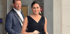 Meghan Markle's Earrings Are Plated in 24-Karat Gold, Handmade in France, and on Our Wish List