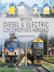 British Diesel and Electric Locomotives Abroad: A Second Life Overseas