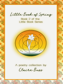 Little Book of Spring, (Little Book Series, #2)