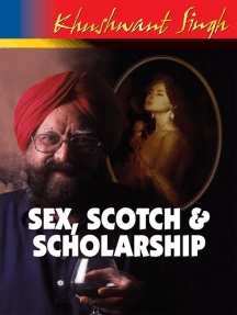 Sex,Scotch and Scholarship