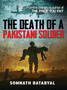 The Death of a Pakistani Sodier