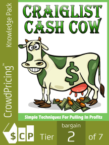 Craigslist Cash Cow: Simple Techniques for Pulling In Profits with Craiglist