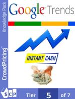 Google Trends Instant Cash