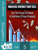 Magical Words That Sell