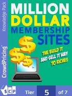Million-Dollar Membership Site