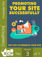 Promoting Your Site Successfully
