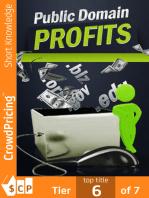 Public Domain Profits
