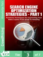 Search Engine Optimization Strategies - Part 1