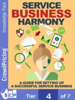 Service Business Harmony