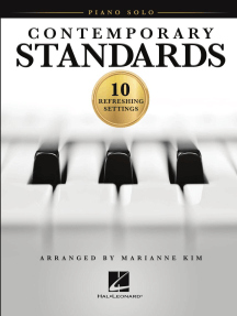 Contemporary Standards: 10 Refreshing Settings