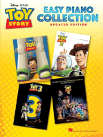 Toy Story Easy Piano Collection - Updated Edition