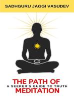 The Path Of Meditation