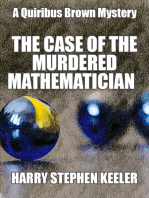 The Case of the Murdered Mathematician