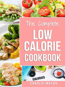 The Complete Low Calorie Cookbook