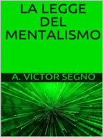 La Legge del mentalismo
