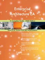 Enterprise Architecture EA A Complete Guide - 2020 Edition