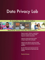 Data Privacy Lab A Complete Guide - 2020 Edition