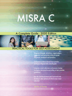 MISRA C A Complete Guide - 2020 Edition