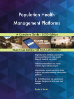 Population Health Management Platforms A Complete Guide - 2020 Edition