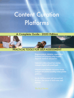 Content Curation Platforms A Complete Guide - 2020 Edition