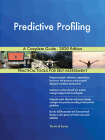 Predictive Profiling A Complete Guide - 2020 Edition