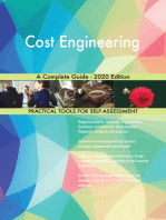 Cost Engineering A Complete Guide - 2020 Edition