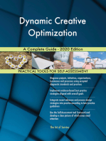 Dynamic Creative Optimization A Complete Guide - 2020 Edition