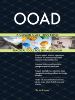 OOAD A Complete Guide - 2020 Edition