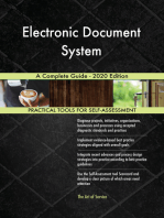 Electronic Document System A Complete Guide - 2020 Edition