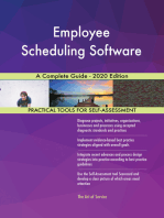 Employee Scheduling Software A Complete Guide - 2020 Edition