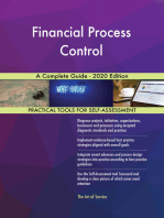 Financial Process Control A Complete Guide - 2020 Edition