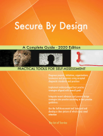 Secure By Design A Complete Guide - 2020 Edition