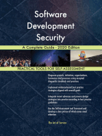 Software Development Security A Complete Guide - 2020 Edition