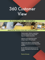 360 Customer View A Complete Guide - 2020 Edition