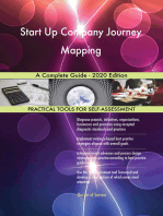 Start Up Company Journey Mapping A Complete Guide - 2020 Edition
