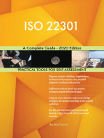 ISO 22301 A Complete Guide - 2020 Edition