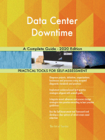 Data Center Downtime A Complete Guide - 2020 Edition