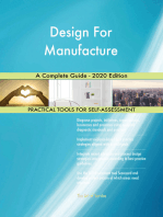 Design For Manufacture A Complete Guide - 2020 Edition