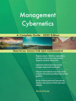 Management Cybernetics A Complete Guide - 2020 Edition