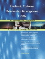 Electronic Customer Relationship Management E CRM A Complete Guide - 2020 Edition