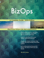BizOps A Complete Guide - 2020 Edition