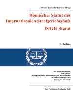 Römisches Statut des Internationalen Strafgerichtshofs (IStGH-Statut)