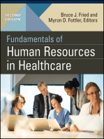 Fundamentals of Human Resources in Healthcare, Second Edition