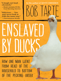 Enslaved by Ducks: How One Man Went from Head of the Household to Bottom of the Pecking Order